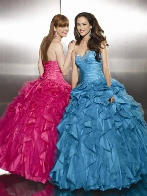 Пышные платья на выпускной - более 50 фото самых красивых Пышные платья с роскошным подолом всегда считались