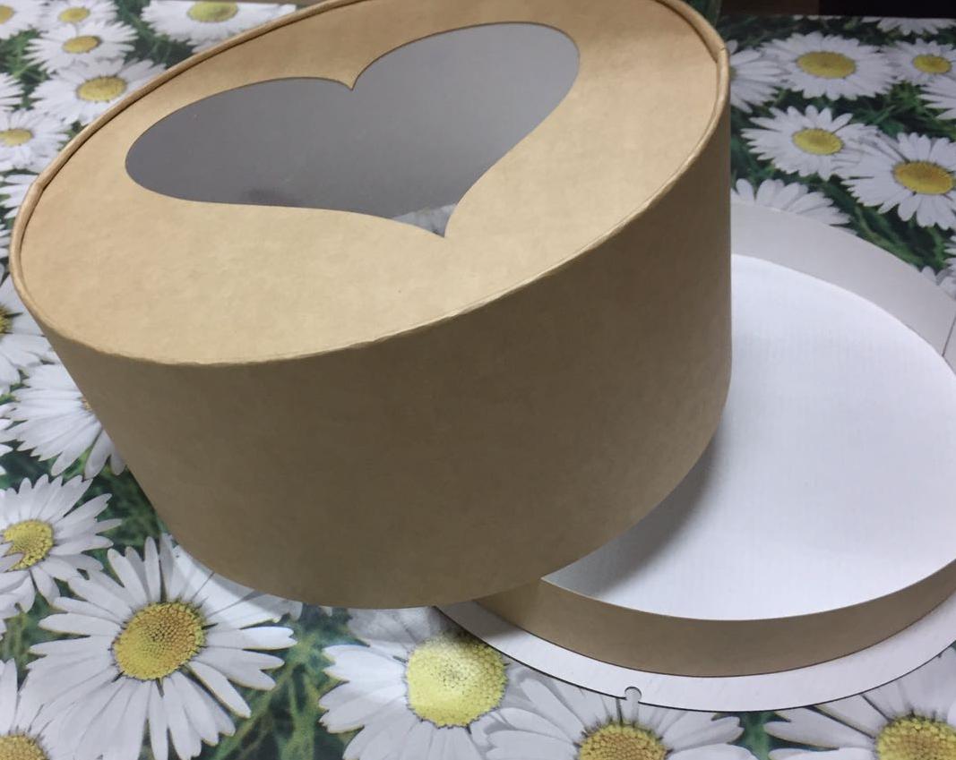 Коробки для тортов своими руками из картона