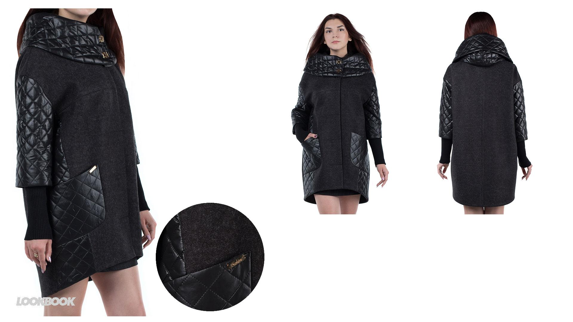561a77c88fa Пальто женское демисезонное