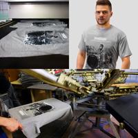 Сам себе модельер: оригинальная печать на футболках