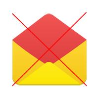 Как отписаться от рассылки писем на почту?