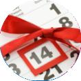Как заработать на 14 февраля? Кейсы компаний