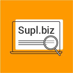 Как работать на тарифе Поставщик Стандарт Товары на Supl.biz