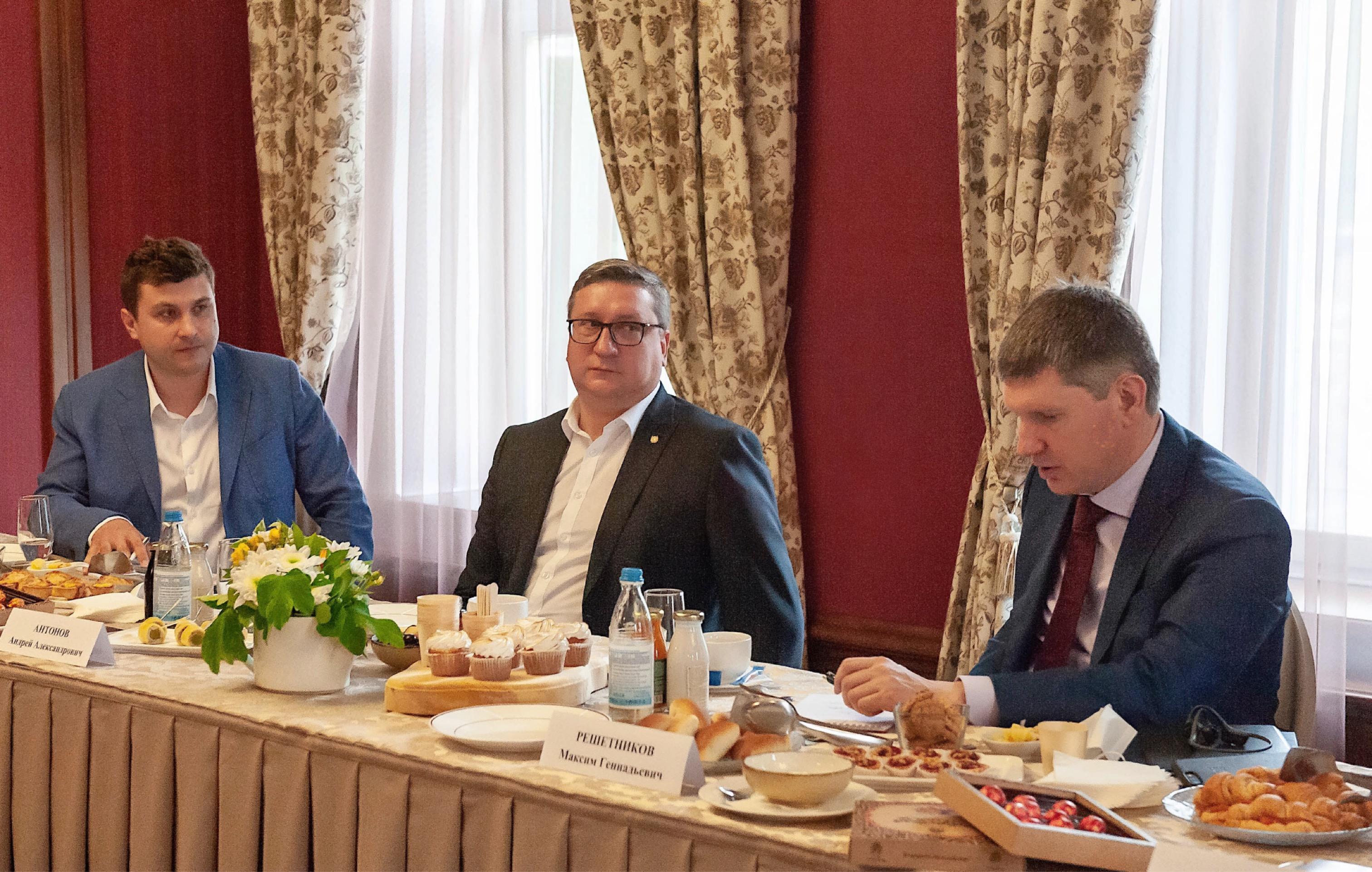 Встреча Supl.biz с Министром экономического развития РФ
